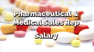 medical sales rep pharmaceutical and medical sales rep salary how much money can you