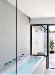 Bathroom: Indoor And Outdoor Bathrooms - Outdoor Showers