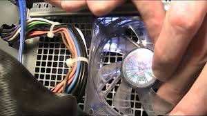 Dell Dimension 5150 Orange Power Light Dell Dimension 5150 Disassembly And Cleaning 1 2