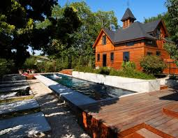 historic preservation from carriage house to pool house