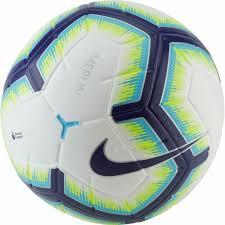 Nike Premier League Merlin Soccer Ball (White/Blue/Purple) | SC3307-100 |  Nike Soccer Ball