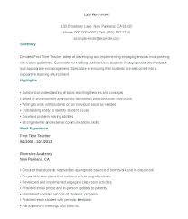 Where Can I Make A Free Resume Online Nfcnbarroom Com