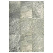 interceramic imperial quartz 6 pack silver ceramic floor tile common 16 in