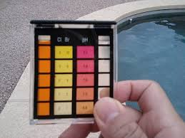 Oto Chlorine Test Color Chart Hth 6way Tester Plus Help To Get Rid Of Algae