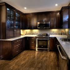 Accent Tiles For Kitchen Prefab Kitchen Cabinets Kitchen Traditional With Accent Tile
