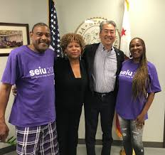 Discussed working conditions of in-home... - Assemblymember Al ...