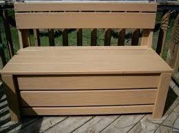 rubbermaid garden bench deck storage cube rubbermaid deck storage bench