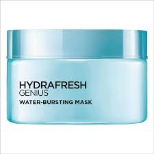 l oreal paris hydrafresh genius water bursting mask 100ml