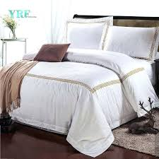 luxury duvet cover king china hotel cotton bed sheet sets size bedding covers linen set california luxury duvet cover