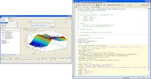 matlab function generated with the curve fitting app