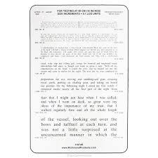 Cogent Rosenbaum Pocket Vision Screener Printable 2019