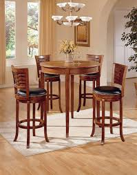 creative of round bistro table set round pub table and chairs with 5 piece bar table set plan