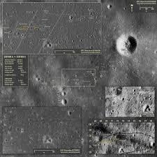 Aufstieg Zum Rand Von Krater Cone Apollo 14 Journal Der