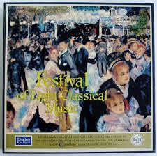Reader S Digest Festival Of Light Classical Music Festival Of Light Classical Music Box Set