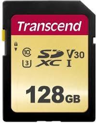 TS128GSDC500S, <b>Флеш</b>-<b>накопитель Transcend</b> Карта памяти ...