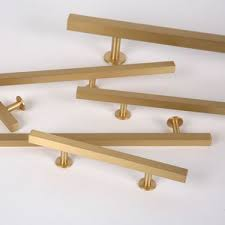 modern brass cabinet pulls. Plain Brass Lewis Hardware  Bar Series Cabinet Handle Brushed Brass Or Similar If  Required On Modern Cabinet Pulls D