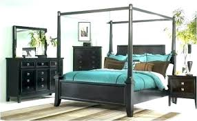Canopy Posts Bed Without Frame K Post Upholstered Shade ...