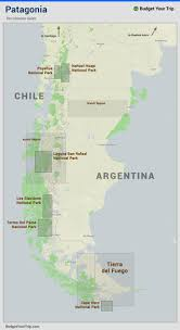 Nationals Ballena Seating Chart Hiking And Traveling In Patagonia Budget Your Trip