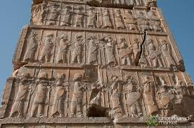 ancient city of persepolis uncornered market carved gates at persepolis