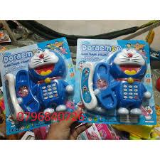 đồ chơi trẻ em điện thoại doremon