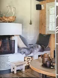 Gemütliche Ofenbank Küchen Holzofen Einrichtungsideen Und