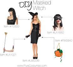 diy masked witch diy masquerade dess