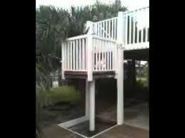 Residential Cargo Lift Porch Lift Wheelchair Lift Vertical