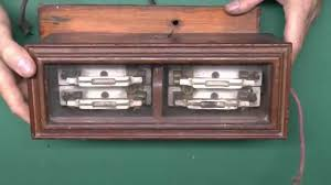 wooden fusebox with glass lid and ceramic rewireable fuses youtube Ceramic Fuse Box wooden fusebox with glass lid and ceramic rewireable fuses ceramic fuse blown