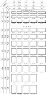 Andersen Window Sizes Chart Anderson Window Sizes Chart Ericaswebstudio Com