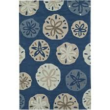 9x12 area rugs under 200 dollar. ADDISON Beaches Nautical Blue/Ivory Sand Dollar Area Rug 9x12 Rugs Under 200