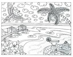 Coloring Pages For Adults Pdf Disney Colouring Sheets Bible Beach