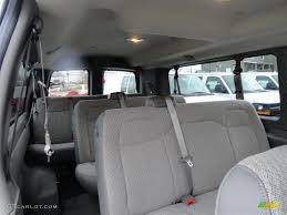 Car Picker - chevrolet Express 2500 interior images