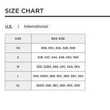 Aerie Size Chart Swim