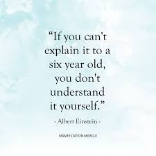 Albert Einstein Quotes Be Inspired To Think Manifestation Miracle