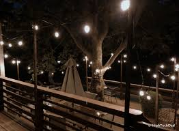 diy deck lighting. Fine Lighting The Final Result Of My DIY Deck Lighting Post Creation On Diy Deck Lighting S
