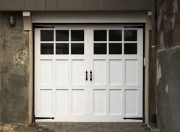 H New Carriage House Garage Doors