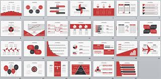 Red Ppt Powerpoint Templates