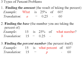 example d finding the amount
