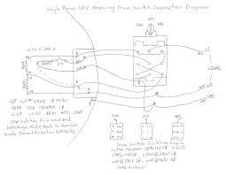 baldor single phase motor wiring diagram stylesync me wiring a 240 volt drum reversing switch at Baldor Drum Switch Wiring Diagram