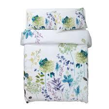 bluebellgray botanical duvet cover set multi oos