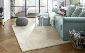 gray fluffy rug small light grey