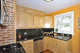 what color to paint kitchenWhat Color To Paint Kitchen with Light Wood Cabinets  Apartment