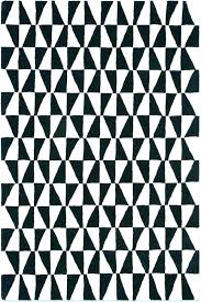 black white checd rug black and white checd rug wool rugs black and white checd rug