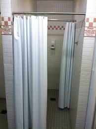 best shower stall curtain rod