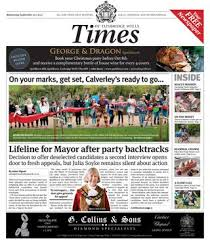 Times of Tunbridge Wells 20th September 2017 by One Media - issuu