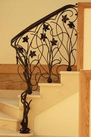 metal sculpture railings ideas | ... railing design for a juloiet balcony  by bexsimon