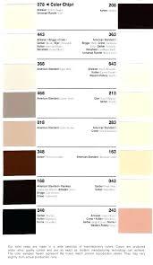 Kohler Toilet Seat Color Chart Colors For Toilets