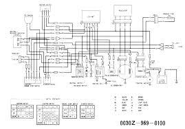 honda fourtrax 300 wiring diagram 1988 honda fourtrax 300 wiring Honda TRX 300 Wiring Diagram at 1998 Honda Fourtrax 300 Wiring Diagram