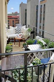 small terrace furniture. 85 Small Apartment Balcony Decorating Ideas Terrace Furniture L