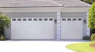 garage door windows. Olympus Traditional Short Panel With Prairie Windows - Modern Garage Door
